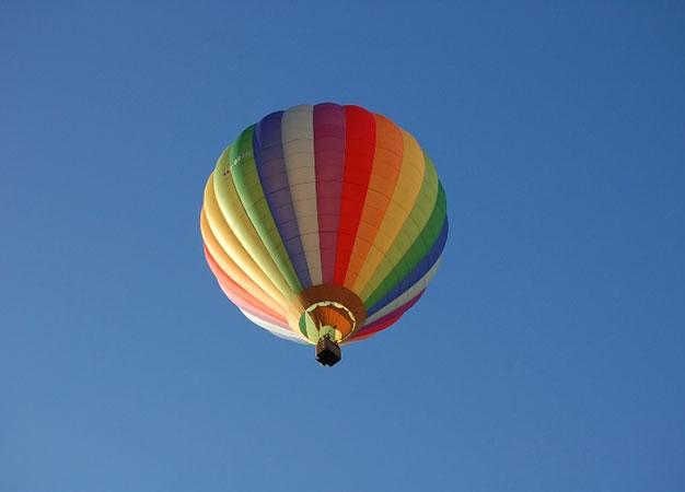 Vol en Montgolfière - Colorado Aventures