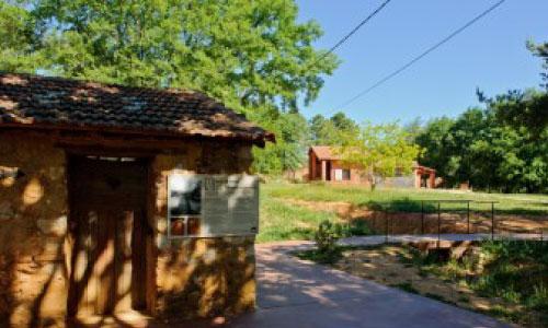 CONSERVATOIRE DES OCRES | Activités touristiques Vaucluse | Colorado Aventures